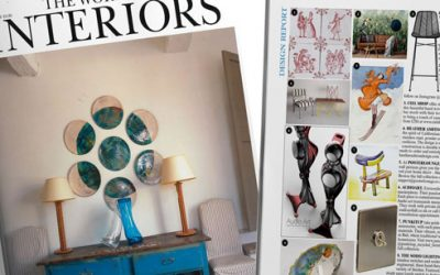 We are now featured in The World of Interiors magazine